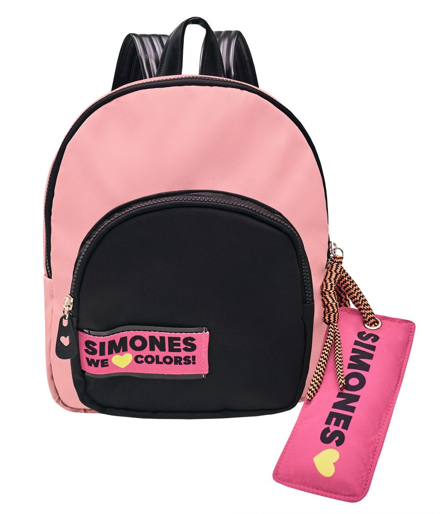 MOCHILA BACKPACK PINK