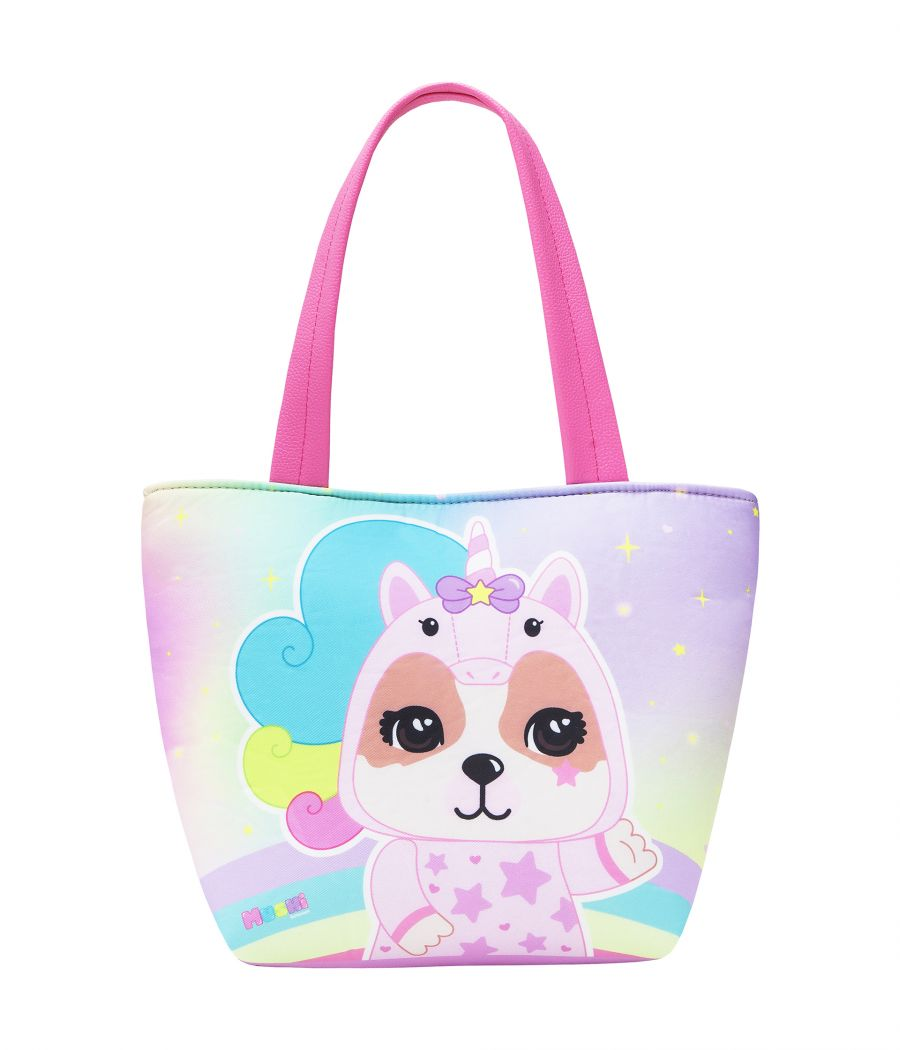 CARTERA MINI TOTE SOFIA UNICORNIO