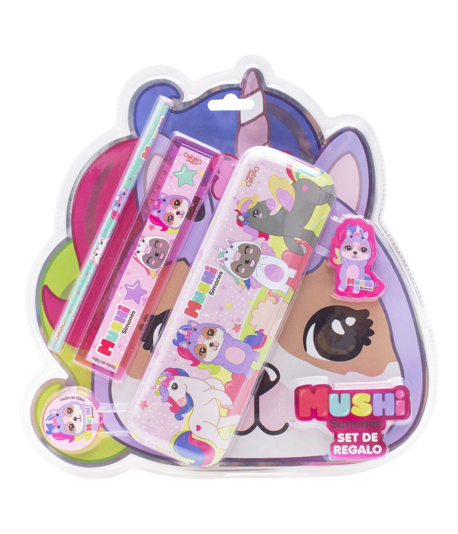 SET DE REGALO SOFIA UNICORNIO