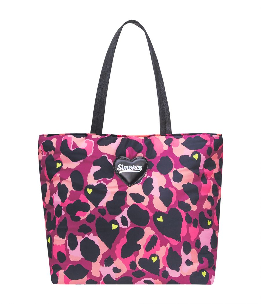 BOLSO EXCLUSIVO TOTE PINKY PRINT